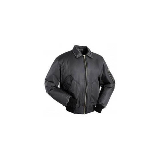 Куртка Штурман черная твил