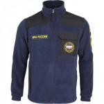 Куртка МЧС Polartec 200 синяя