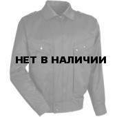 Куртка летняя Охранник М4 черная гретта
