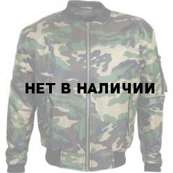 Куртка Пилот лес твил