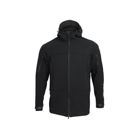 Куртка Soft-Shell Diamond Tactical черная