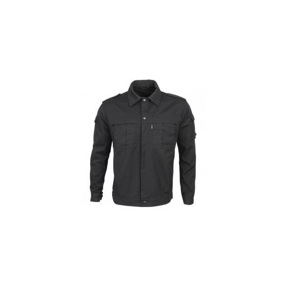 Куртка летняя Бекас черный strong рип-стоп