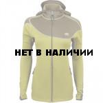 Куртка женская Jannu Polartec mustard/brown