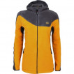 Куртка женская Jannu Polartec 200 orange/night fall