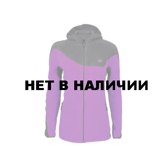 Куртка женская Jannu Polartec 200 orhid/night fall