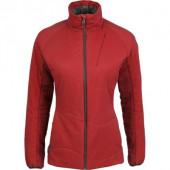 Куртка женская Resolve Primaloft мод.2 красная