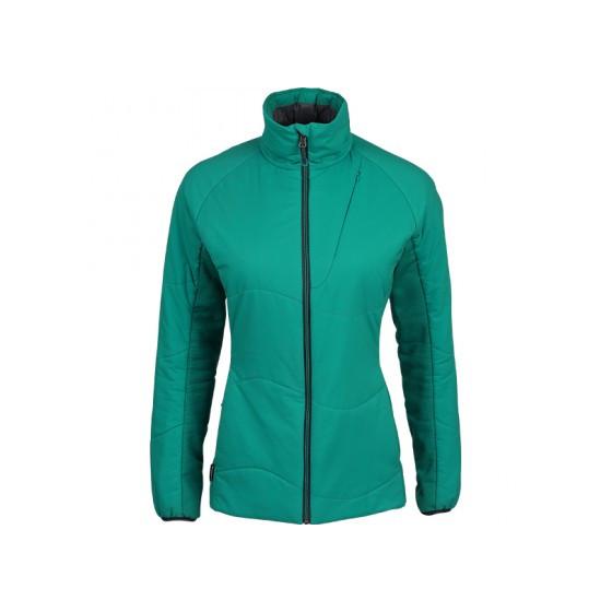 Куртка женская Resolve Primaloft мод.2 салатовая