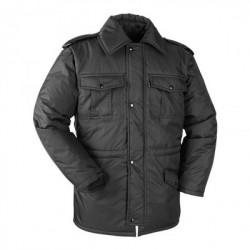 Куртка зимняя М4 черная оксфорд