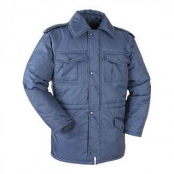 Куртка зимняя М4 синяя оксфорд