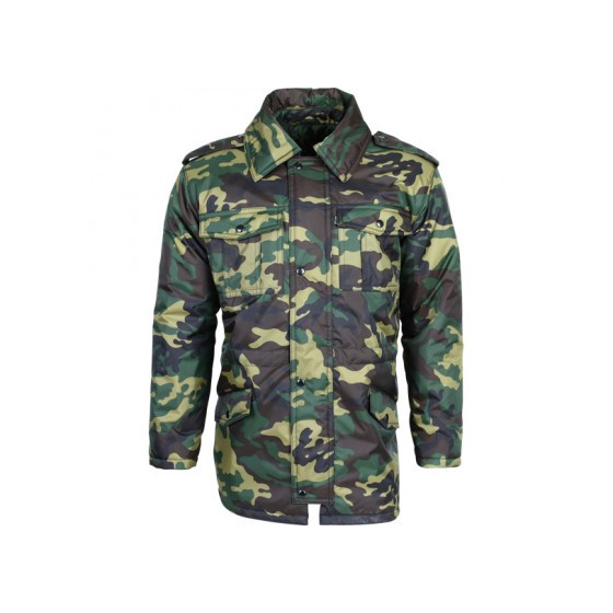 81cd115a1ef4 Куртка зимняя М4 лес оксфорд, производитель Компания «Сплав» Купить ...