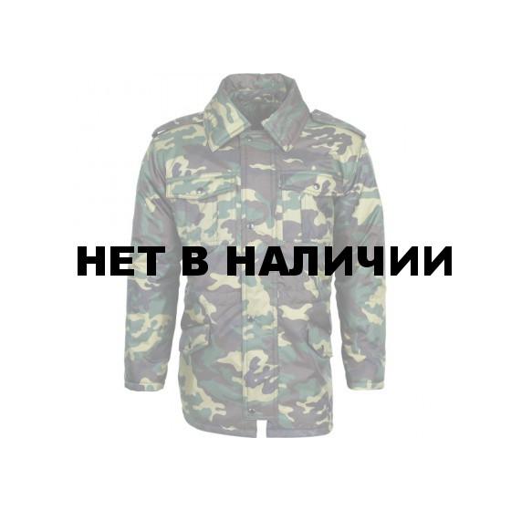 Куртка зимняя М4 лес турист