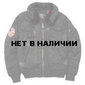 Куртка INJECTOR X black Alpha Industries
