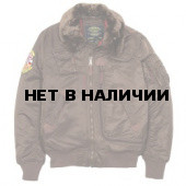 Куртка INJECTOR X brown Alpha Industries