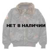 Куртка INJECTOR X replica grey Alpha Industries