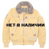 Куртка INJECTOR X yellow Alpha Industries