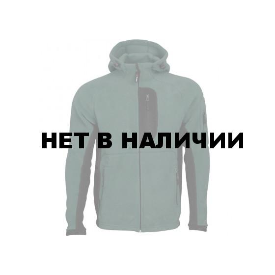 Куртка Kashkar 2-цветная Polartec eucalyptus / black