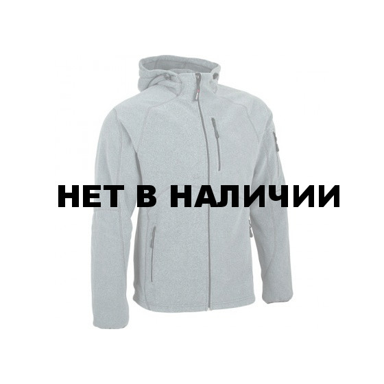 Куртка Khan Polartec windpro серо-коричневый