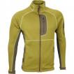 Куртка Macalu 2-цветная Polartec mustard/brown