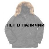 Куртка N-3B Parka Black Alpha Industries