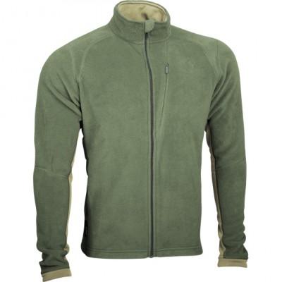 Куртка Polartec 100 - Power Stretch turtle / оливковая