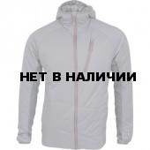 Куртка Resolve Primaloft серая с капюшоном