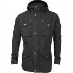 Куртка Canvas Vintage черная