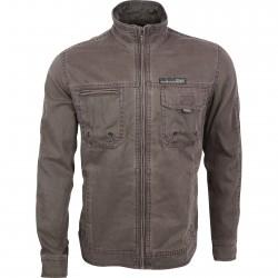 Куртка Andorra Vintage brown