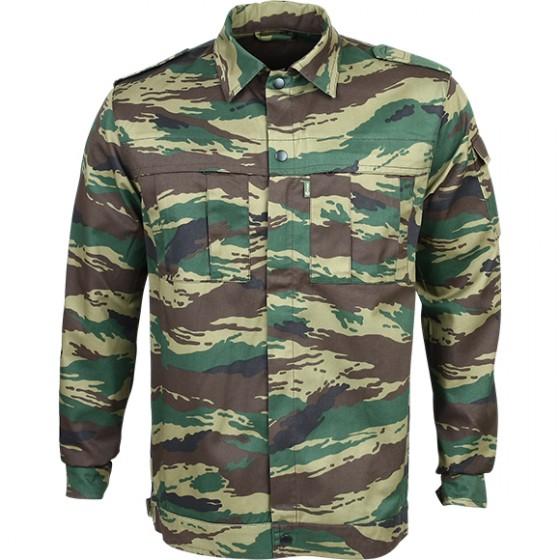 Куртка летняя Бекас тигр