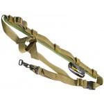 Ремень тактический оружейный оливковый Долг-М3 (погон)
