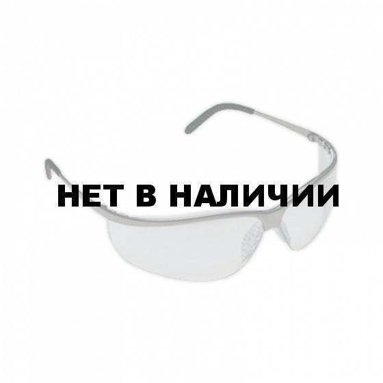 Очки стрелковые Peltor Metaliks Sport дымчатые