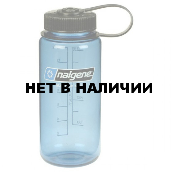 Бутылка Nalgene WM 1 PT SLATE BLUE
