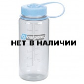 Бутылка Nalgene WM 1 PT GRAY W/ BLUE LID