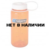 Бутылка Nalgene WM 1 PT ORANGE W/WHITE LID