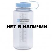 Бутылка Nalgene WM 1 QT GRAY W/BLUE LID