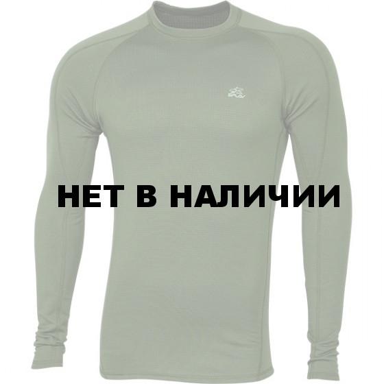 Термобелье футболка L/S Active Polartec Thermal Grid light олива