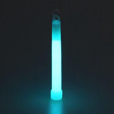 Палочка светящаяся ХИС голубая 150мм Track