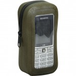 Чехол влагозащитный для телефона с карабином (олива)