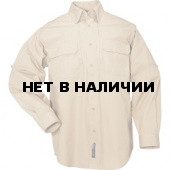 Рубашка 5.11 Tactical Shirt - Long Sleeve, Cotton coyote brown