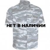 Рубашка форменная, короткий рукав, тень