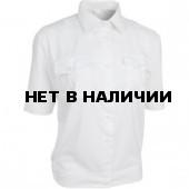 Рубашка форменная женская, короткий рукав, белая