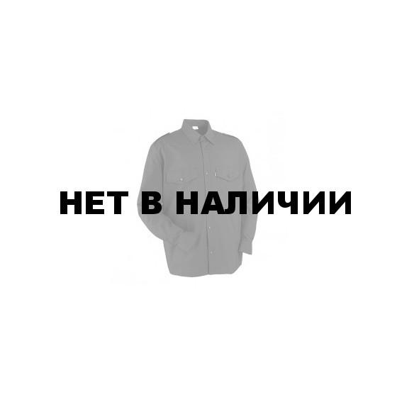 Рубашка Охранник, длинный рукав, черная