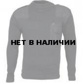 Свитер с накладками арт.с41 черный