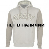 Толстовка brown Army