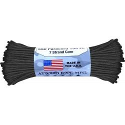 Паракорд Atwoodrope 550 Parachute Cord 30м tan