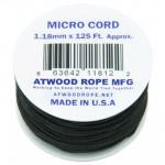 Паракорд Atwoodrope 1.18мм х 125 Micro Cord 38м green