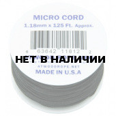 Паракорд Atwoodrope 1.18мм х 125 Micro Cord 38м purple