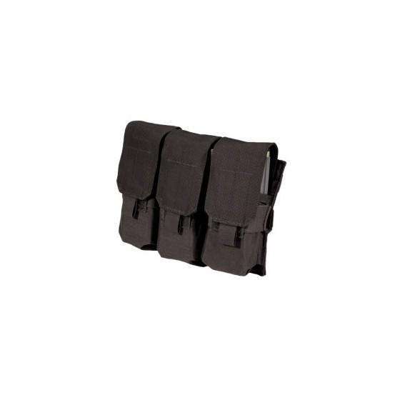 Подсумок для магазинов S.T.R.I.K.E. M4 Triple Mag Pouch Blackhawk black