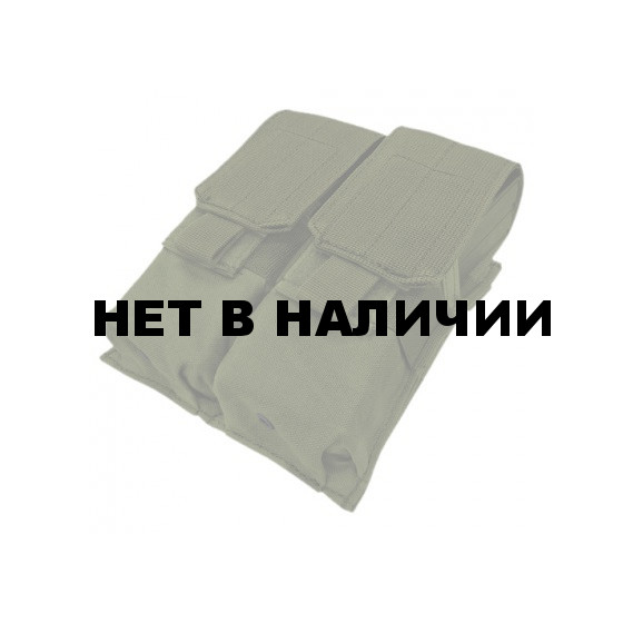 Подсумок для магазинов S.T.R.I.K.E. M4 Double Mag Pouch Blackhawk olive drab