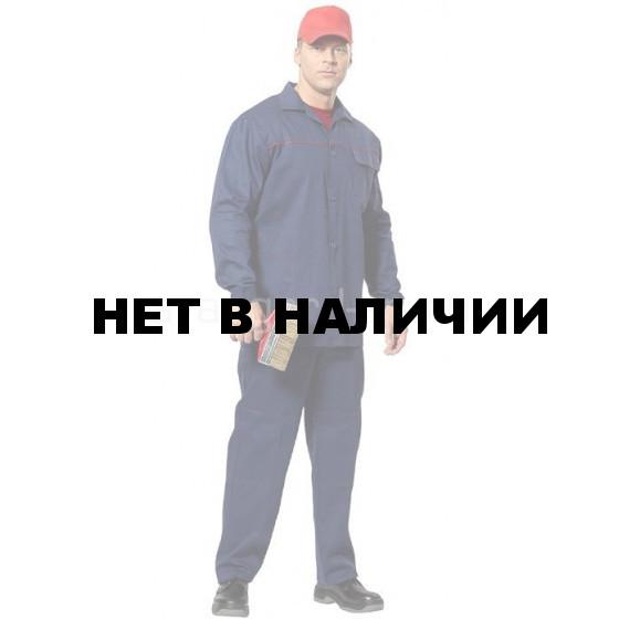Костюм Труд (т. синий)
