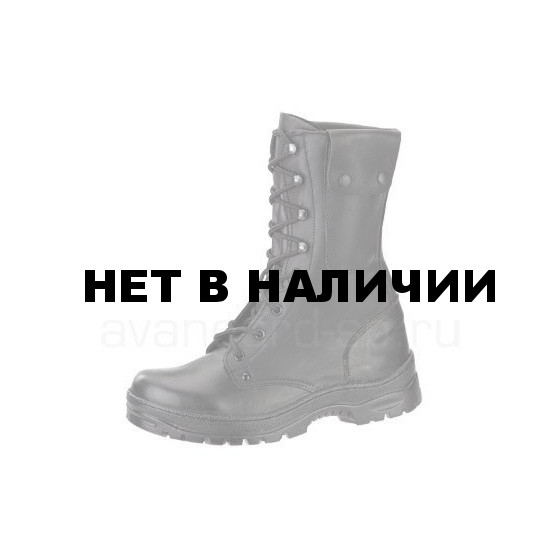 Ботинки АС-2, хром, карман, кожподклад